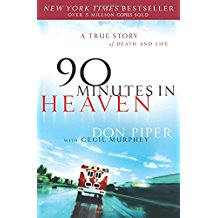 90 Minutes in Heaven by Cecil Murphey