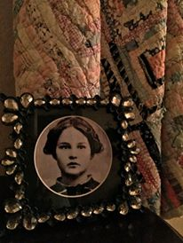 Linda's grandmother Ella Jane at 13