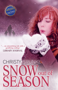when Christy Brunke decided to become a writer