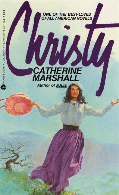 Christy Brunke named after Catherine Marshall's Christy novel