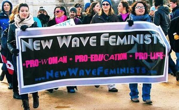 Photo courtesy of NewWaveFeminists.com