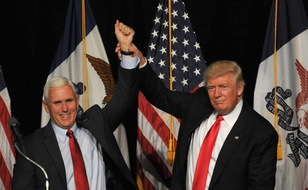 President Trump and Vice-President Pence support unborn Americans