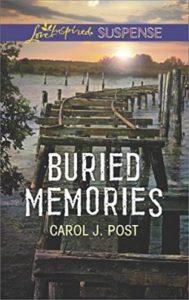 Buried Memories suspense novel by Carol J. Post