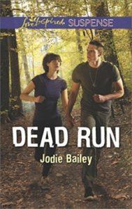 Christian romantic suspense Dead Run by Jodie Bailey