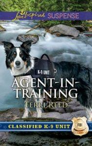 Romantic Suspense Agent-in-Training Terri Reed