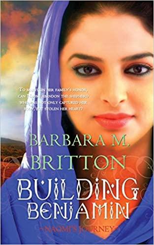 Building Benjamin Biblical fiction by Barbara M. Britton