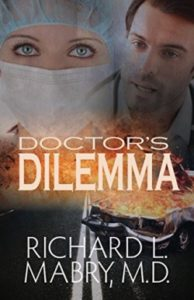 American Christian Fiction Writers Doctor's Dilemma by Mabry