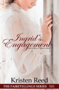 Ingrid's Engagement novel by fantasy author Kristen Reed