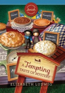 cozy mysteries A Tempting Taste of Mystery