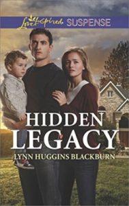 Hidden Legacy suspense novel by Lynn Huggins Blackburn