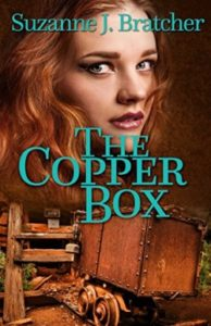 cozy mysteries The Copper Box by Suzanne Bratcher