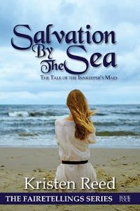 Salvation by the Sea by author Kristen Reed