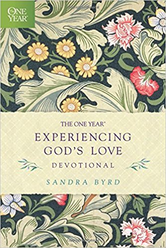 Experiencing God's Love devotional by author Sandra Byrd