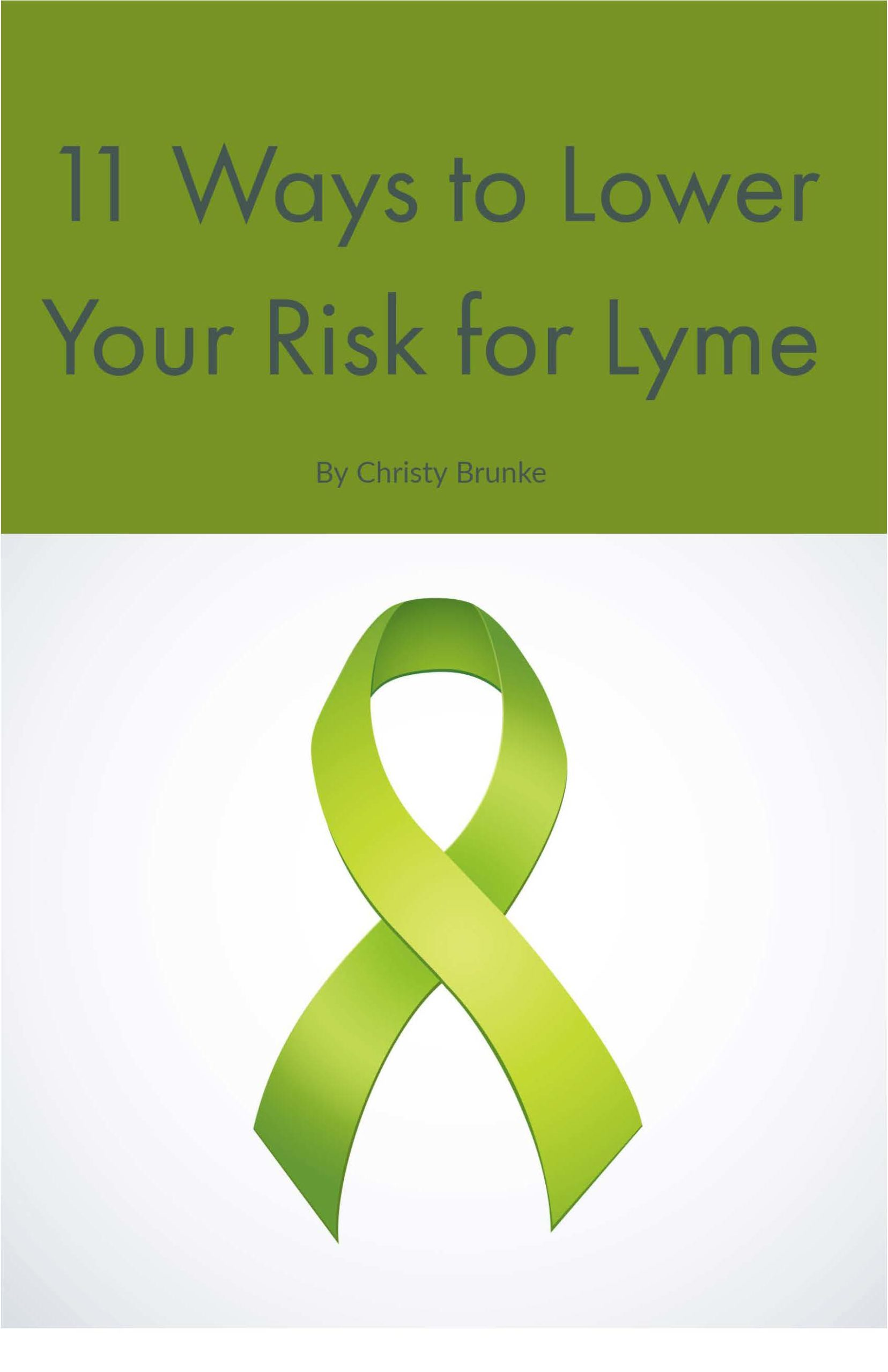 11 Ways to Lower Your Risk for Lyme